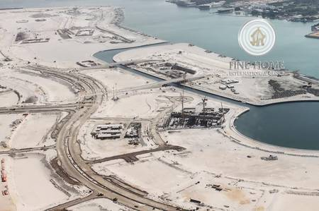 Plot for Sale in Al Reem Island, Abu Dhabi - Nice Mixed Used Land in Shams Abu Dhabi.
