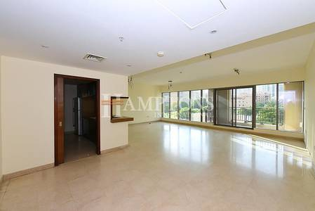 3 Bedroom Villa for Rent in Downtown Dubai, Dubai - Full Burj Khalifa View | 3BR Podium Villa