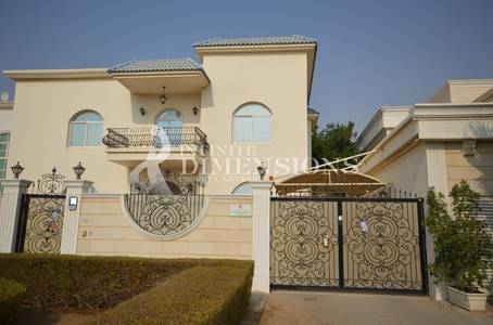 5 Bedroom Villa for Rent in Khalifa City A, Abu Dhabi - 5BR (All Masters) Private Villa in Khalifa City for Rent