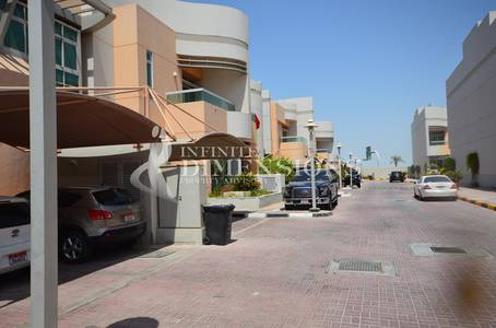5 Bedroom Villa for Rent in Eastern Road, Abu Dhabi - Well maintained & High quality 5BR+M in Khalifa Park with Facilities