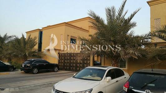 2 Bedroom Flat for Rent in Between Two Bridges (Bain Al Jessrain), Abu Dhabi - Ground Floor 2BR in BTB - Utilities included in rent