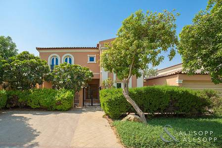 5 Bedroom Villa for Sale in Green Community, Dubai - Fully Upgraded | Cul de Sac | Family villa