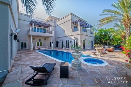6 Bedroom Villa for Sale in Emirates Hills, Dubai - EXCLUSIVE | 7 Bedroom | 12,000 sq.ft BUA