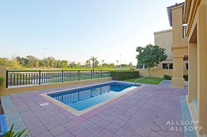 Private Pool | Stunning Golf Course View