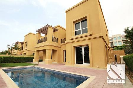 4 Bedroom Villa for Rent in Emirates Golf Club, Dubai - Villa Maintainence | Two Months Rent Free