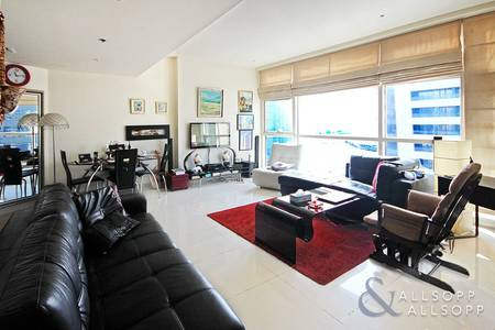 2 Bedroom Apartment for Sale in Dubai Marina, Dubai - Duplex | Vacant on Transfer | Upgraded