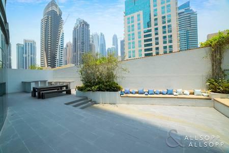 4 Bedroom Flat for Sale in Dubai Marina, Dubai - Marina Views | Large Terrace | Upgraded
