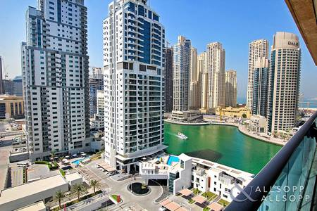 1 Bedroom Flat for Sale in Dubai Marina, Dubai - Great Location | Mid Floor | Marina Views