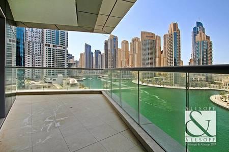 3 Bedroom Apartment for Sale in Dubai Marina, Dubai - Marina View | Upgraded | Renovated Layout