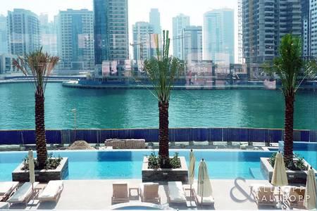 1 Bedroom Apartment for Sale in Dubai Marina, Dubai - Sanibel Tower   Vacant   EMAAR   709 sq.ft