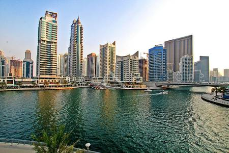 3 Bedroom Villa for Rent in Dubai Marina, Dubai - 3 Bed Villa | Rare Property | Maids Room<BR/>