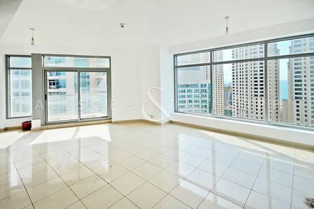1 Bedroom Flat for Sale in Dubai Marina, Dubai - Best 1 bed Layout   Vacant   Marina View