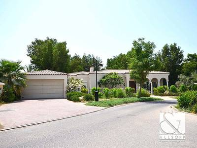 4 Bedroom Villa for Rent in Green Community, Dubai - 4 Bed Bungalow | Close to Pool and Park