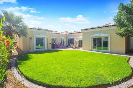 4 Bedroom Villa for Sale in Green Community, Dubai - Immaculate Bungalow | Perfect Location