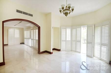 4 Bedroom Villa for Rent in Green Community, Dubai - Upgraded | Corner Plot | Opposite Pool