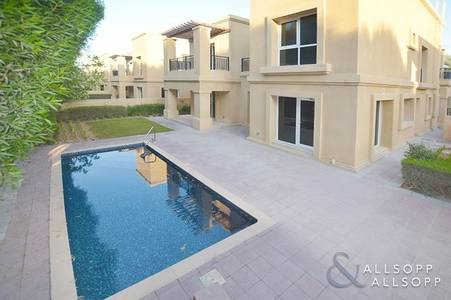 4 Bedroom Villa for Rent in Emirates Golf Club, Dubai - Immaculate | Four Bed | Additional Perks