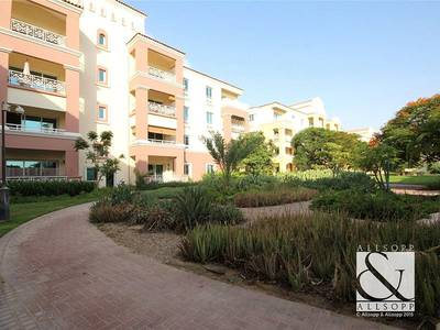 1 Bedroom Flat for Sale in Green Community, Dubai - Vacant on transfer | Corner Unit Apartment