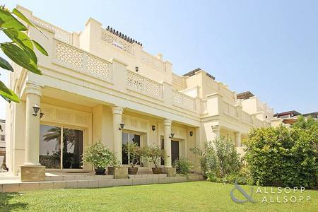 3 Bedroom Villa for Rent in Emirates Hills, Dubai - Roof Terrace | Golf Course Views | 3 Bed