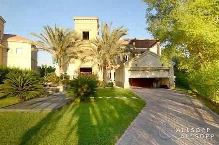 فیلا 4 غرف نوم للبيع في جزر جميرا، دبي - Venetian | Private Pool | Upgraded 4 Bed