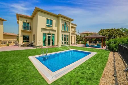 Spanish Style Villa | Large Corner Plot