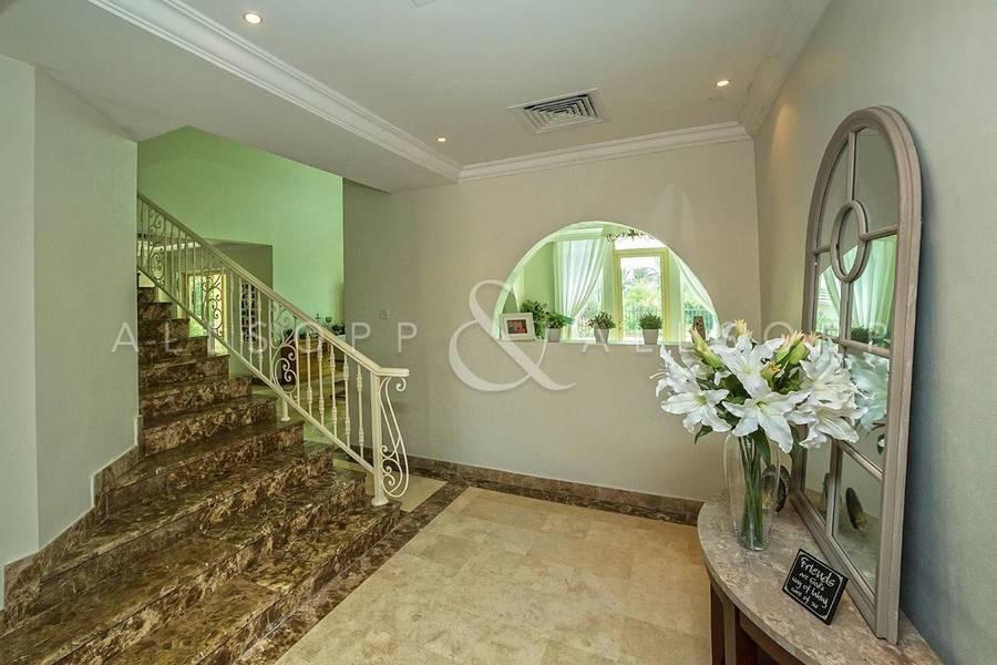 2 Spanish Style Villa | Large Corner Plot