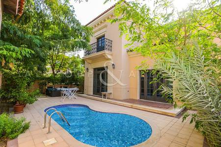 4 Bedroom Villa for Rent in Jumeirah Golf Estate, Dubai - EXCLUSIVE | Sawgrass | Detached | Pool