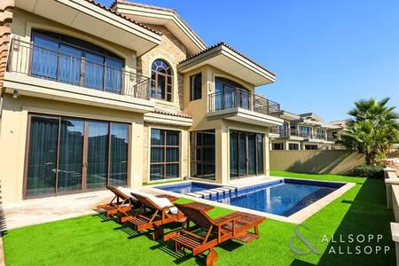 5 Bedroom Villa for Rent in Jumeirah Golf Estate, Dubai - EXCLUSIVE   Private Pool   Internal Lake