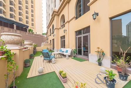 فلیٹ 5 غرفة نوم للبيع في مساكن شاطئ جميرا (JBR)، دبي - Highly Upgraded | Vacant On Transfer<BR/><BR/>