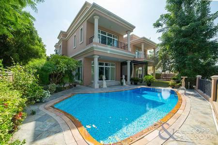 6 Bedroom Villa for Sale in Emirates Hills, Dubai - Lake View | 6 Bedroom | Luxury Villa | VOT<BR/><BR/>