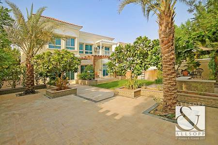 5 Bedroom Villa for Sale in Jumeirah Village Triangle (JVT), Dubai - 5 Bedrooms | Fully Landscaped | Vacant
