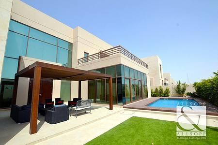 5 Bedroom Villa for Sale in Meydan City, Dubai - Exclusive   Upgraded   Private Pool   5 Bed<BR/><BR/>