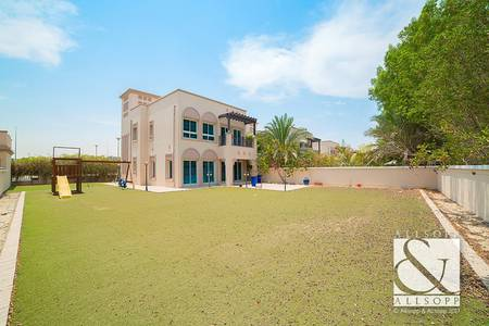 2 Bedroom Villa for Sale in Jumeirah Village Triangle (JVT), Dubai - Large Plot | Great Location | 2 Bedrooms