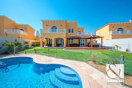 5 Bedroom Villa for Sale in Jumeirah Park, Dubai - Upgraded 5 Bed | District 2 | Private Pool