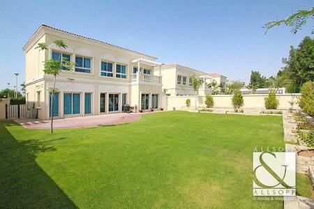 5 Bedroom Villa for Sale in Jumeirah Village Triangle (JVT), Dubai - Extended and Upgraded | Vacant On Transfer