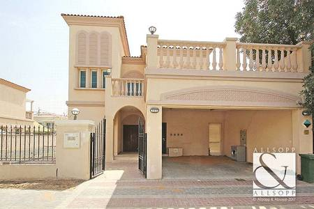 2 Bedroom Villa for Sale in Jumeirah Village Triangle (JVT), Dubai - Single Row | Landscaped | Great Location