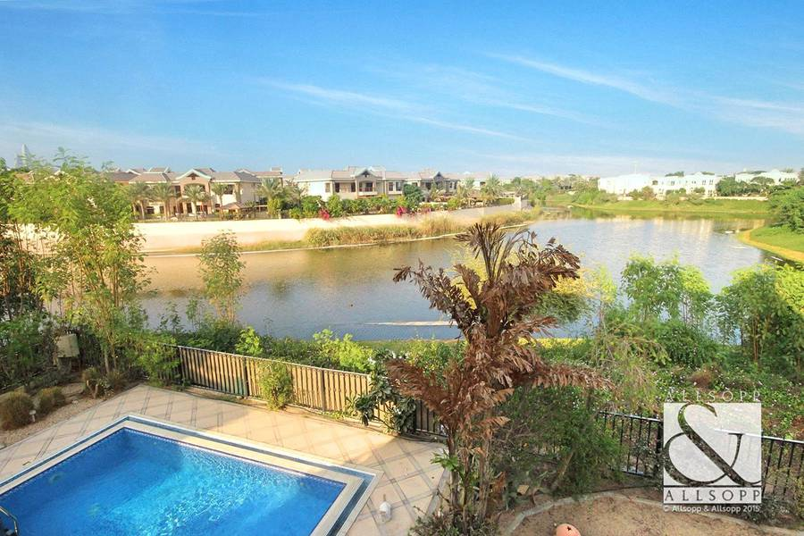 2 Master View | Lake Views | Private Pool