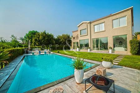 5 Bedroom Villa for Rent in Jumeirah Islands, Dubai - Contemporary | Upgraded | Owner Occupied
