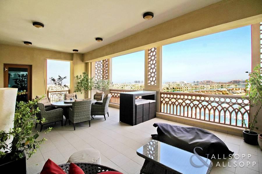 High Floor | Full Sea View | 3 Bedrooms