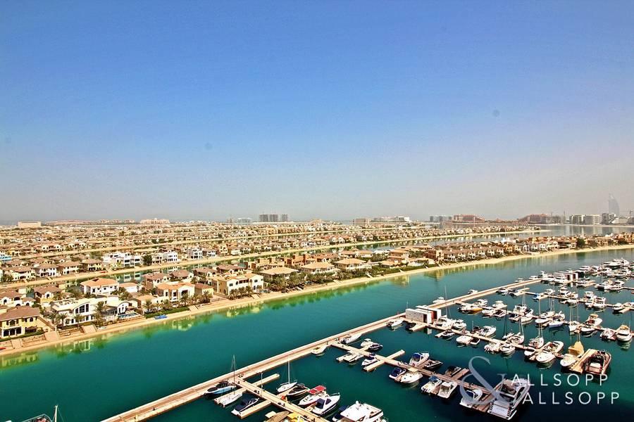 2 High Floor | Full Sea View | 3 Bedrooms