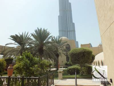 1 Bedroom Apartment for Rent in Downtown Dubai, Dubai - One Bedroom | Furnished Apartment | Pool