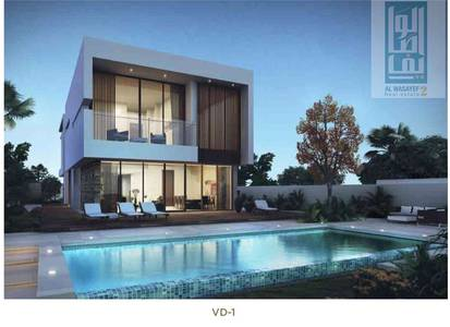 6 Bedroom Villa for Sale in DAMAC Hills (Akoya by DAMAC), Dubai - BOOK NOW (AMAZING VILLA )) PAY ONLY 15% BOOK NOW 6BR