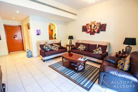 3 Bedroom Flat for Sale in The Greens, Dubai - Best Priced 3 Bed | Ground Floor | Vacant