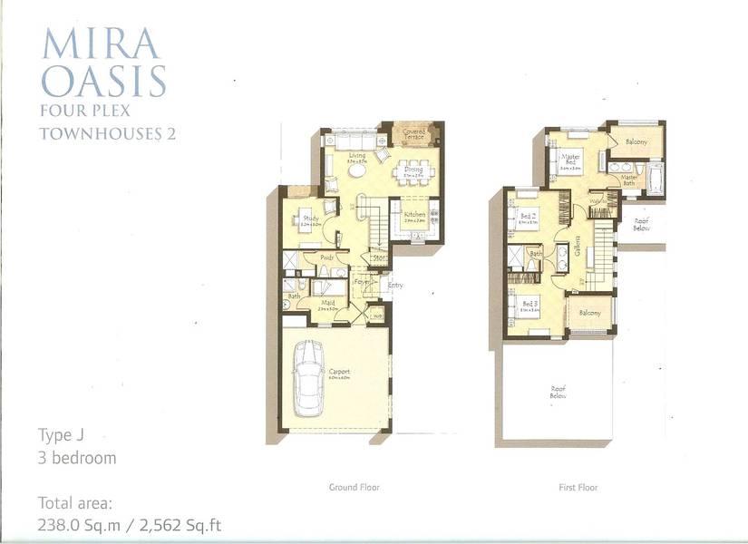 10 Mira Oasis 1 | Corner Plot | View Today