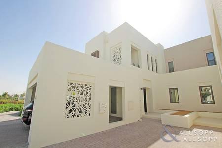 3 Bedroom Villa for Rent in Reem, Dubai - 300 sq. ft | Corner Plot | Oasis 1 | New