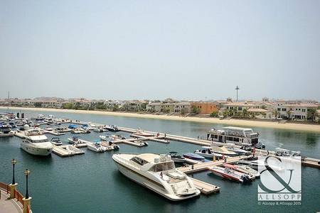 1 Bedroom Apartment for Sale in Palm Jumeirah, Dubai - Sea Views | Tenanted | Close to New Mall