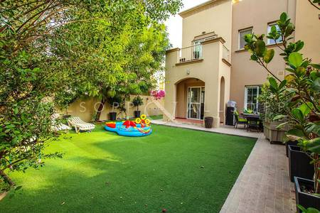2 Bedroom Villa for Sale in The Springs, Dubai - Large Plot | Back To Back |Close To Pool