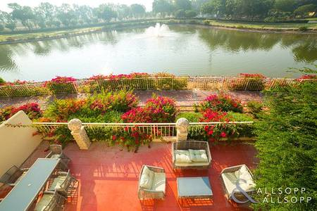 2 Bedroom Villa for Sale in The Springs, Dubai - Lake Views   Close to Pool   Springs 15