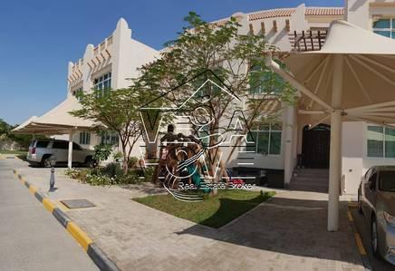 5 Bedroom Villa for Rent in Khalifa City A, Abu Dhabi - 5 Master Bed Villa l Pool l Gym l 24/7 Maintenance l Security