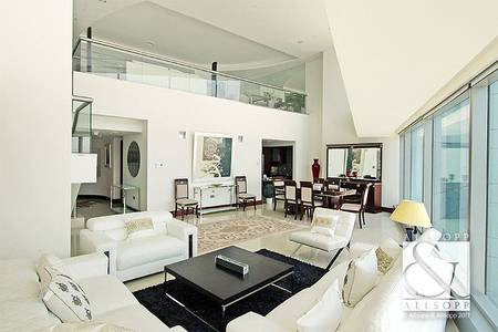 3 Bedroom Apartment for Rent in World Trade Centre, Dubai - Furnished | 3 Bed | Duplex | Skyline View