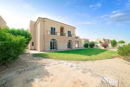 5 Bedroom Villa for Rent in Dubai Sports City, Dubai - Golf Course Views   Close to Club House.